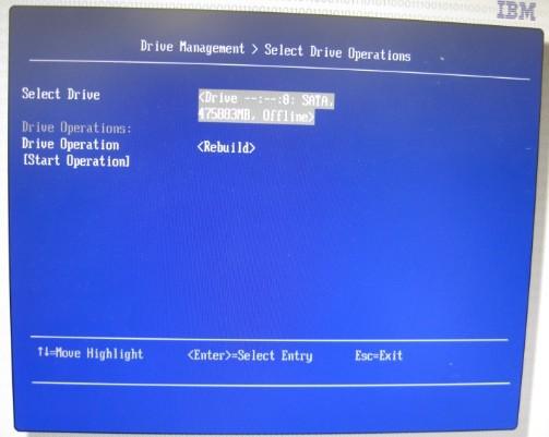 C100阵列配置